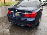 BMW 7 F01 2008-2015, разборочный номер P98 #3