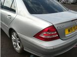 Mercedes C W203 2000-2007 1.8 литра Бензин Турбо-инжектор, разборочный номер T12317 #4