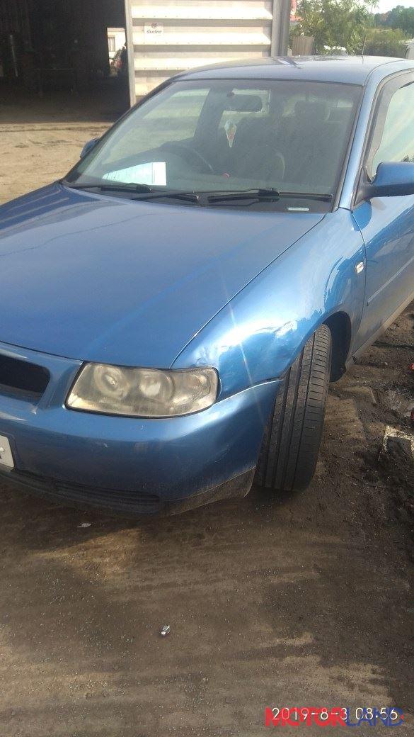 Audi A3 (8L1) 1996-2003 1.6 литра Бензин Инжектор, разборочный номер T12394 #1