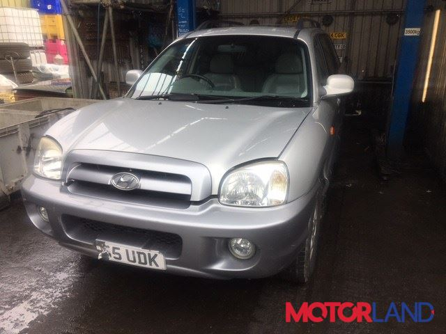 Hyundai Santa Fe 2000-2005, разборочный номер 97986 #1