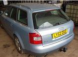 Audi A4 (B6) 2000-2004 2 литра Бензин Инжектор, разборочный номер T12790 #3