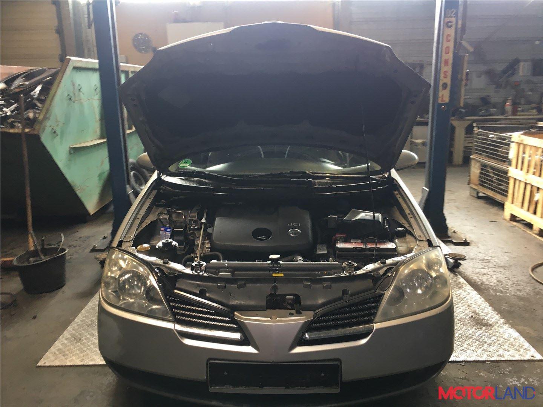 Nissan Primera P12 2002-2007 1.9 литра Дизель Турбо, разборочный номер 54953 #1