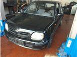 Nissan Micra K11E 1992-2002 1 литра Бензин Инжектор, разборочный номер 26134 #2