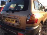 Hyundai Santa Fe 2000-2005, разборочный номер T13597 #4