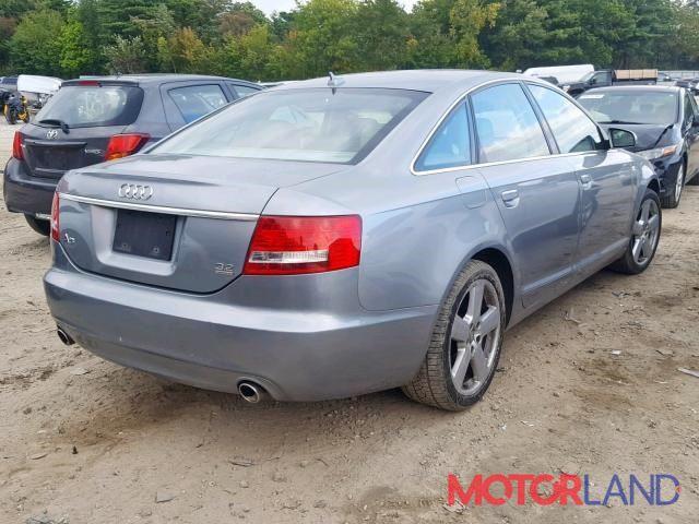 Audi A6 (C6) 2005-2011, разборочный номер P222 #4