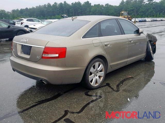 Audi A6 (C6) 2005-2011, разборочный номер P301 #4