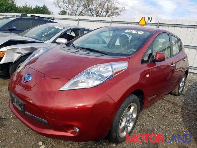 Nissan Leaf - литра Электро Особенности двигателя не указаны, разборочный номер P319 #1