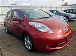 Nissan Leaf - литра Электро Особенности двигателя не указаны, разборочный номер P319 #2