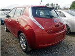 Nissan Leaf - литра Электро Особенности двигателя не указаны, разборочный номер P319 #3