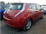 Nissan Leaf - литра Электро Особенности двигателя не указаны, разборочный номер P319 #4