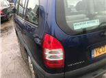 Opel Zafira A 1999-2005 2 литра Дизель DTI, разборочный номер T14463 #4
