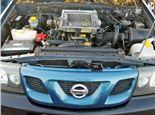 Nissan Terrano 2 1993-2006 2.7 литра Дизель Турбо, разборочный номер T14817 #6