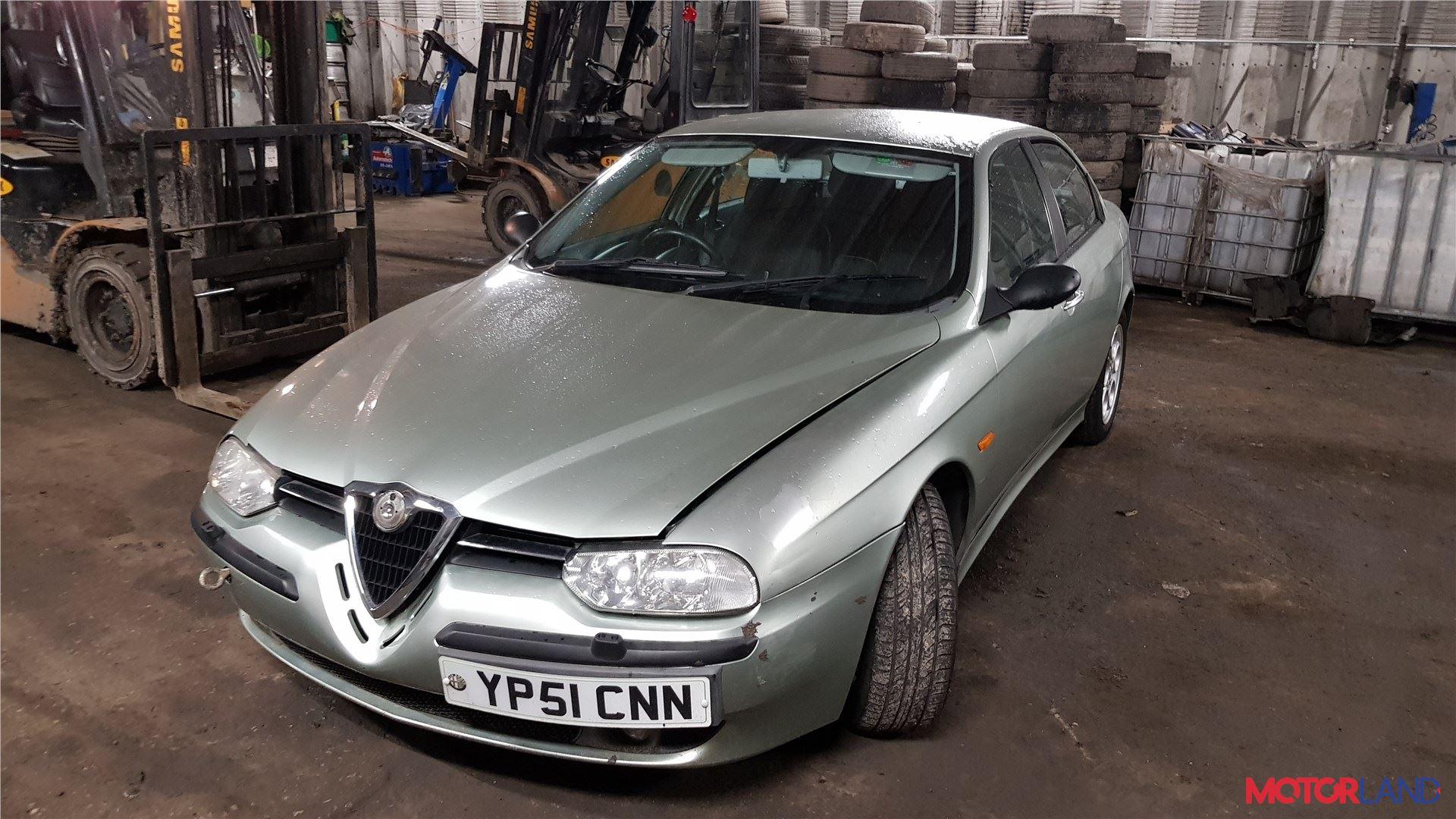 Alfa Romeo 156 1997-2003, разборочный номер T14589 #1