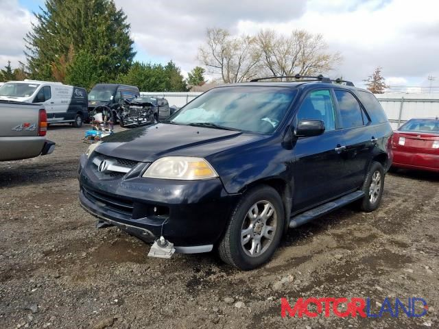Acura MDX 2001-2006, разборочный номер P356 #1