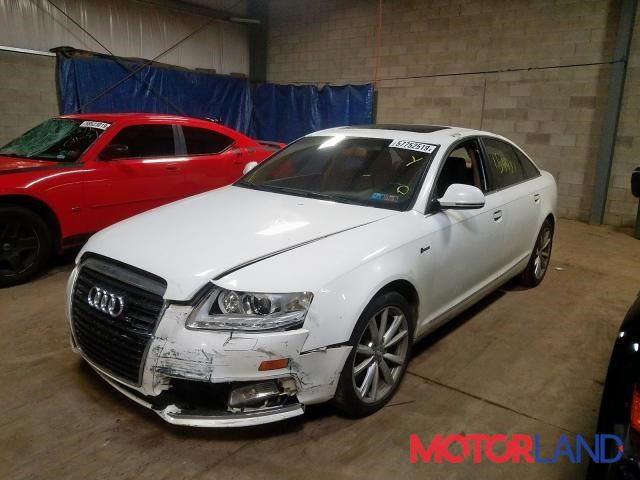 Audi A6 (C6) 2005-2011, разборочный номер P362 #2