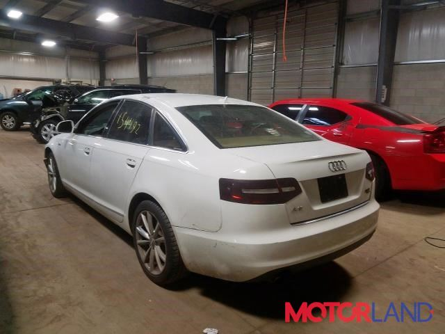 Audi A6 (C6) 2005-2011, разборочный номер P362 #4