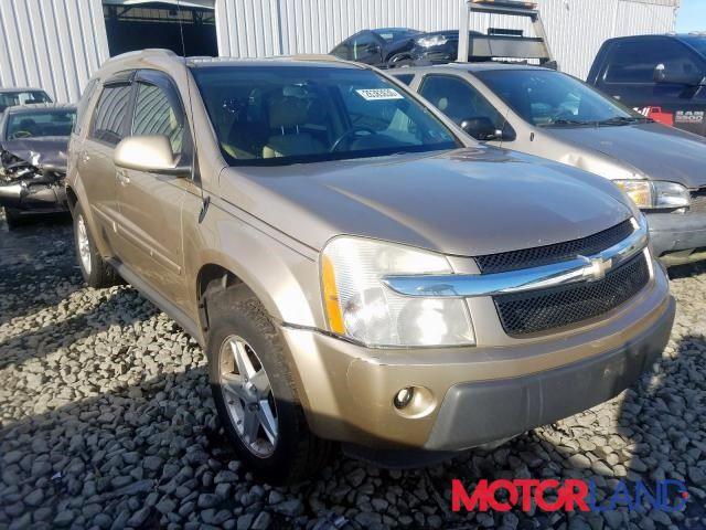 Chevrolet Equinox 2005-2009, разборочный номер 15461 #1