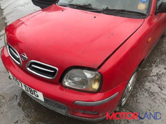 Nissan Micra K11E 1992-2002 1 литра Бензин Инжектор, разборочный номер T15025 #1