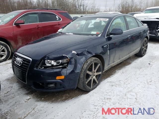 Audi A6 (C6) 2005-2011, разборочный номер P431 #2