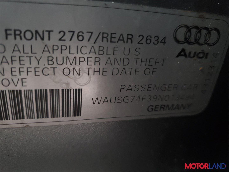Audi A6 (C6) 2005-2011, разборочный номер P421 #6