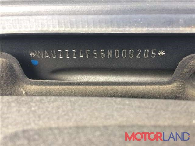Audi A6 (C6) 2005-2011, разборочный номер J6276 #4