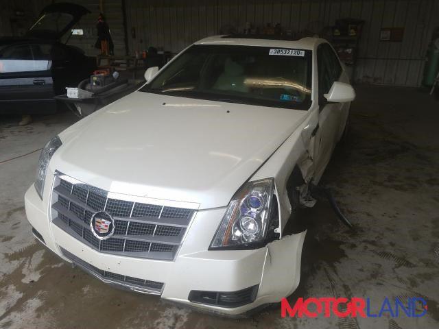Cadillac CTS 2008-2013, разборочный номер P493 #1