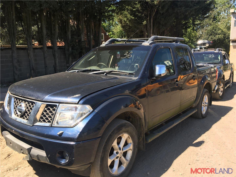 Nissan Navara 2005-2015, разборочный номер T16374 #1