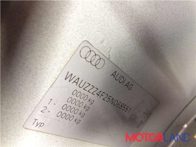 Audi A6 (C6) 2005-2011, разборочный номер J6495 #4