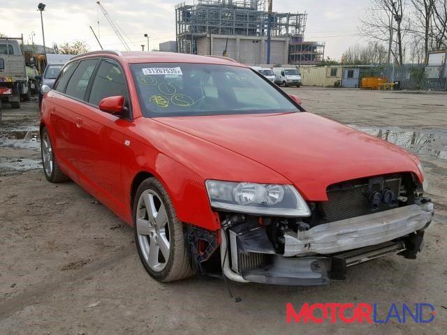 Audi A6 (C6) 2005-2011, разборочный номер T16943 #2