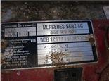 Mercedes 124 E 1993-1995, разборочный номер 26269 #5