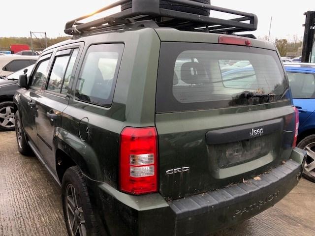 Моторчик дворников Jeep Patriot (2007-2015) #3