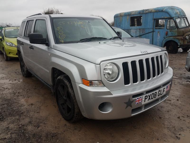 Моторчик дворников Jeep Patriot (2007-2015) #2