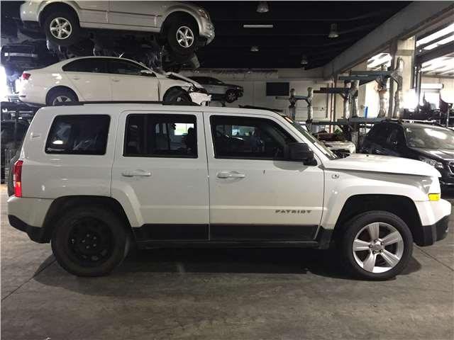 Моторчик дворников Jeep Patriot (2007-2015) #4