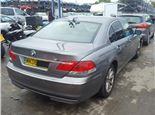BMW 7 E65 2001-2008, разборочный номер T19474 #4