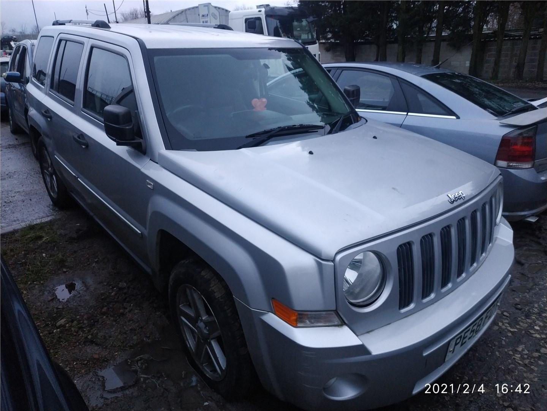 Компрессор кондиционера Jeep Patriot (2007-2015) #3