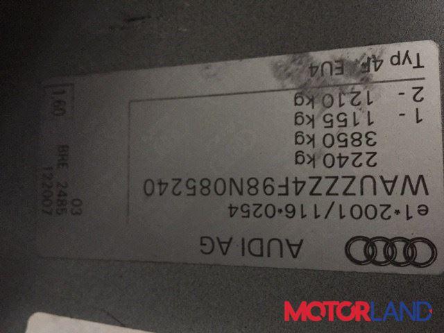 Audi A6 (C6) 2005-2011, разборочный номер 76294 #6