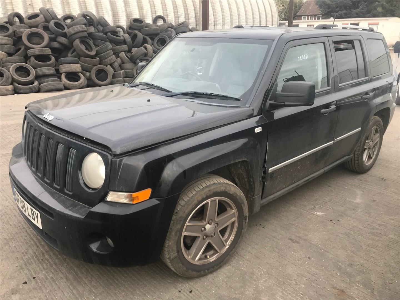 Компрессор кондиционера Jeep Patriot (2007-2015) #1
