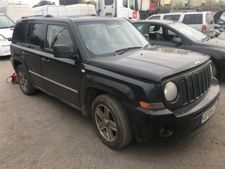 Компрессор кондиционера Jeep Patriot (2007-2015) #2