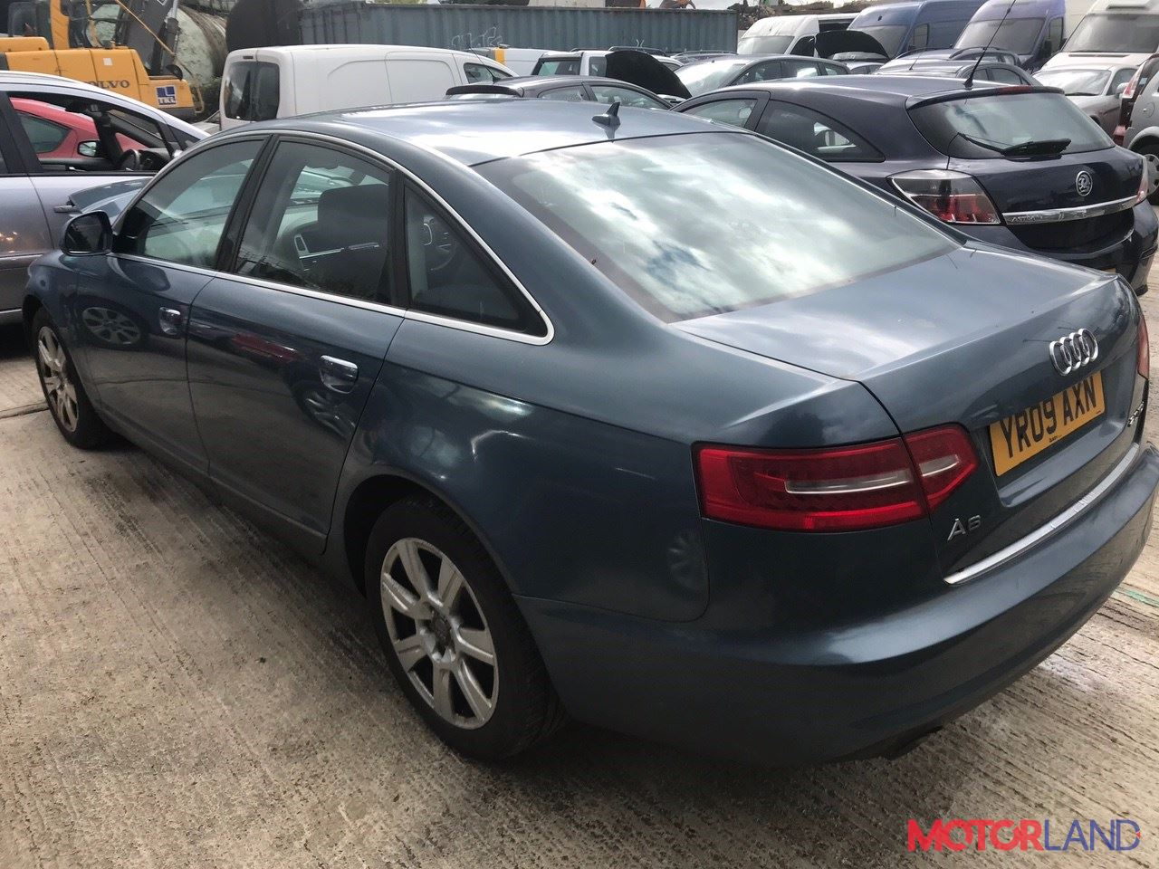 Audi A6 (C6) 2005-2011, разборочный номер T21372 #4