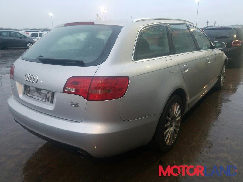 Audi A6 (C6) 2005-2011, разборочный номер T21588 #1
