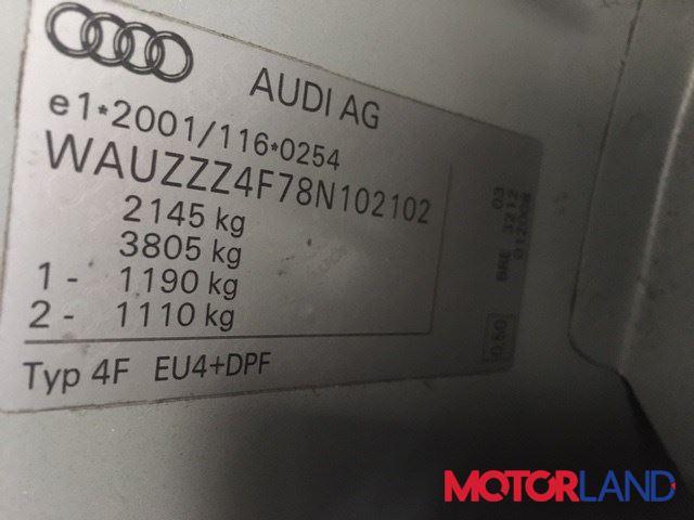 Audi A6 (C6) 2005-2011, разборочный номер 76373 #5