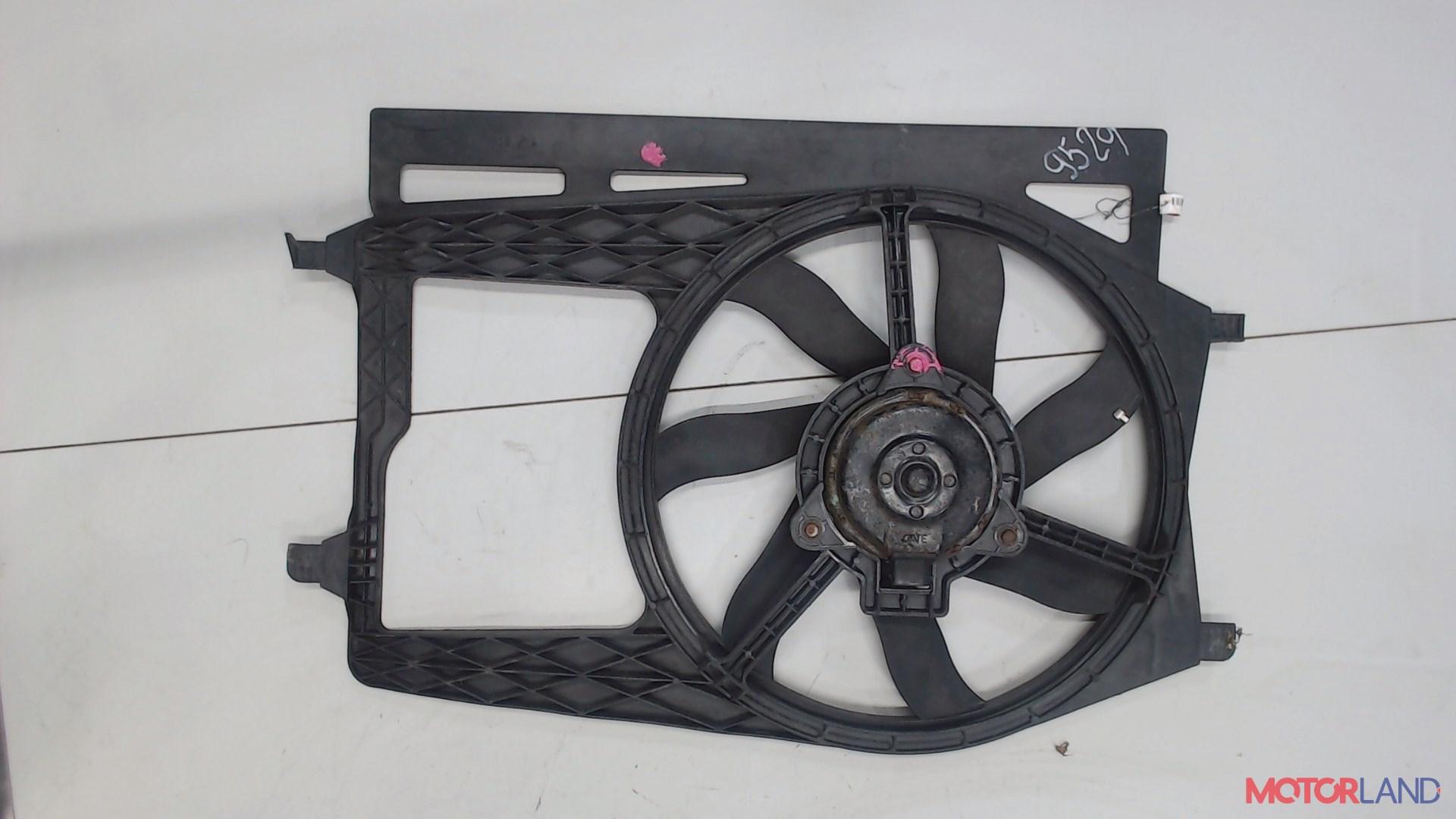 Вентилятор радиатора Mini Cooper 2001-2010, Артикул 3169529 #1