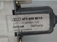 4F0959801A Двигатель стеклоподъемника Audi A6 (C6) 2005-2011 2722800 #3