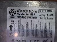 4F0959655A / 4F0910655F / 5WK43418 Блок управления (ЭБУ) Audi A6 (C6) 2005-2011 4049394 #1