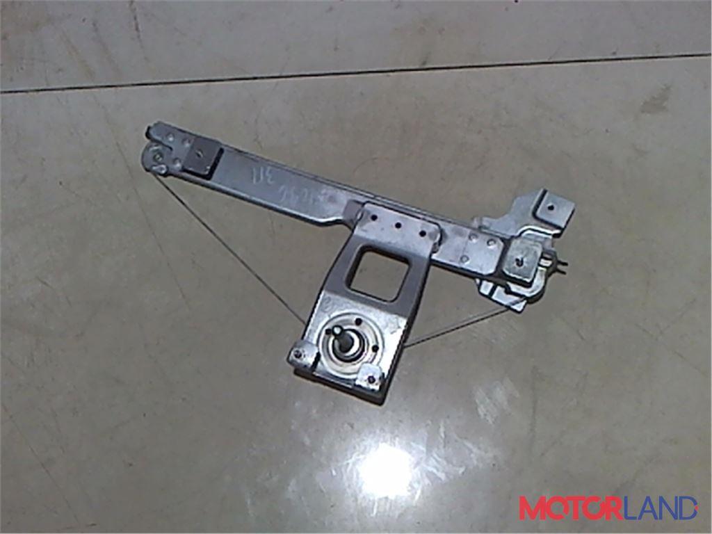 Стеклоподъемник механический [AdditionalType] Dacia Sandero 2008-2012, [КонстрНомер-Артикул] #1