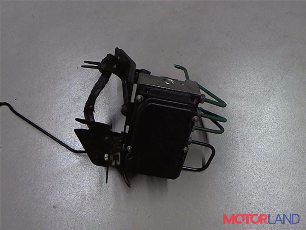 Блок АБС, насос (ABS, ESP, ASR) [AdditionalType] Dacia Sandero 2008-2012, [КонстрНомер-Артикул] #1