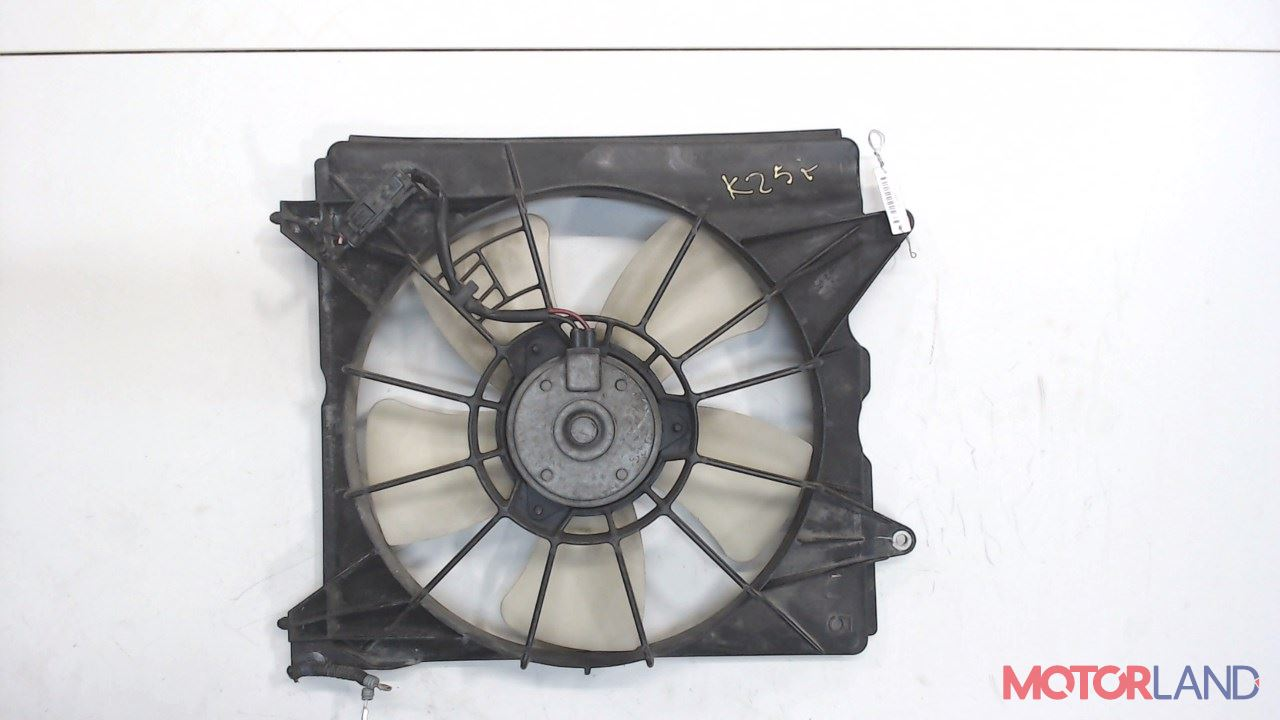 Вентилятор радиатора Acura TSX 2008-..., Артикул 4168911 #1