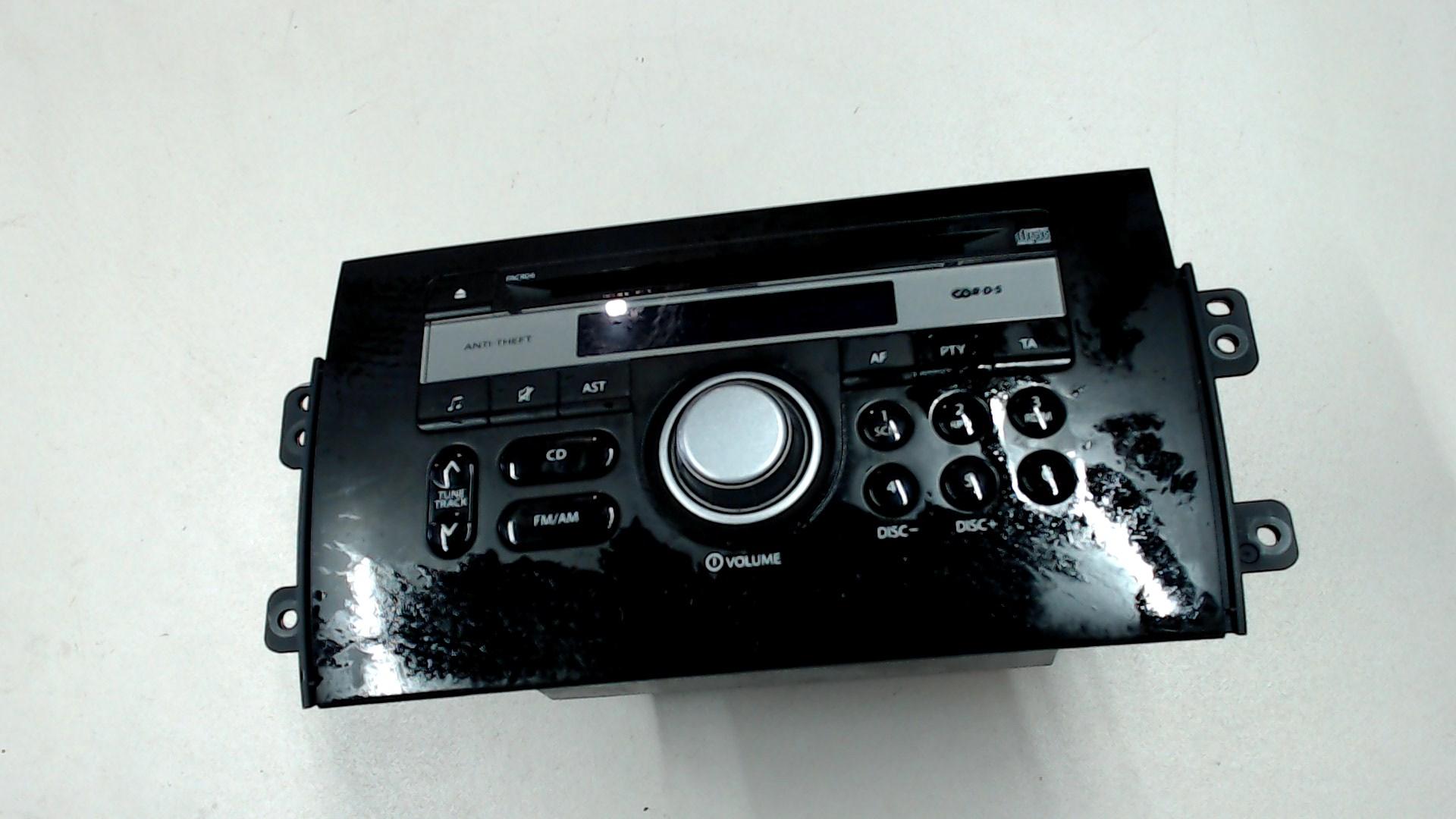 Магнитола (аудио система) Suzuki SX4 1 3910179J00CAT
