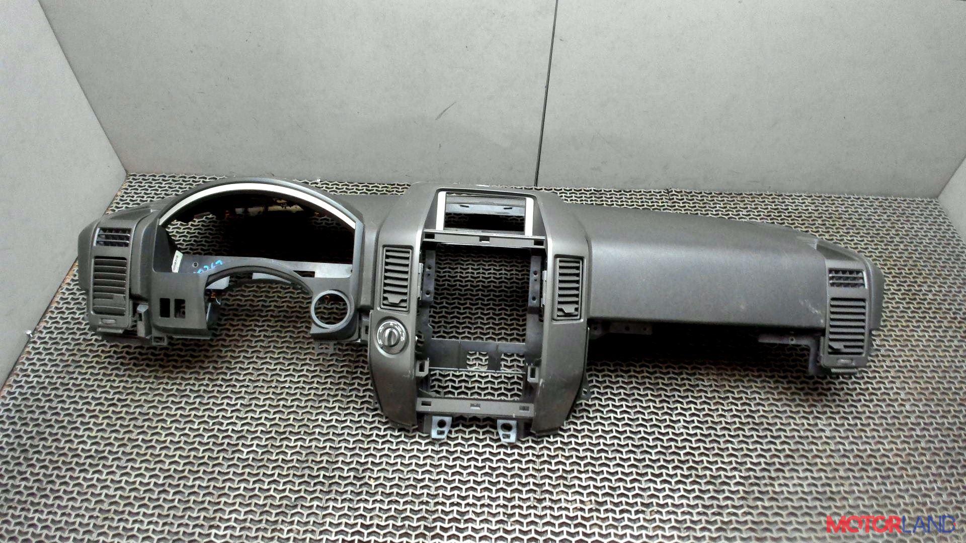 Панель передняя салона (торпедо) Infiniti QX56 (JA60) 2004-2010, [КонстрНомер-Артикул] #1