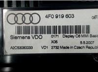 Дисплей компьютера (информационный) Audi A6 (C6) 2005-2011 477298 #3